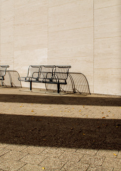 Benches in the Light