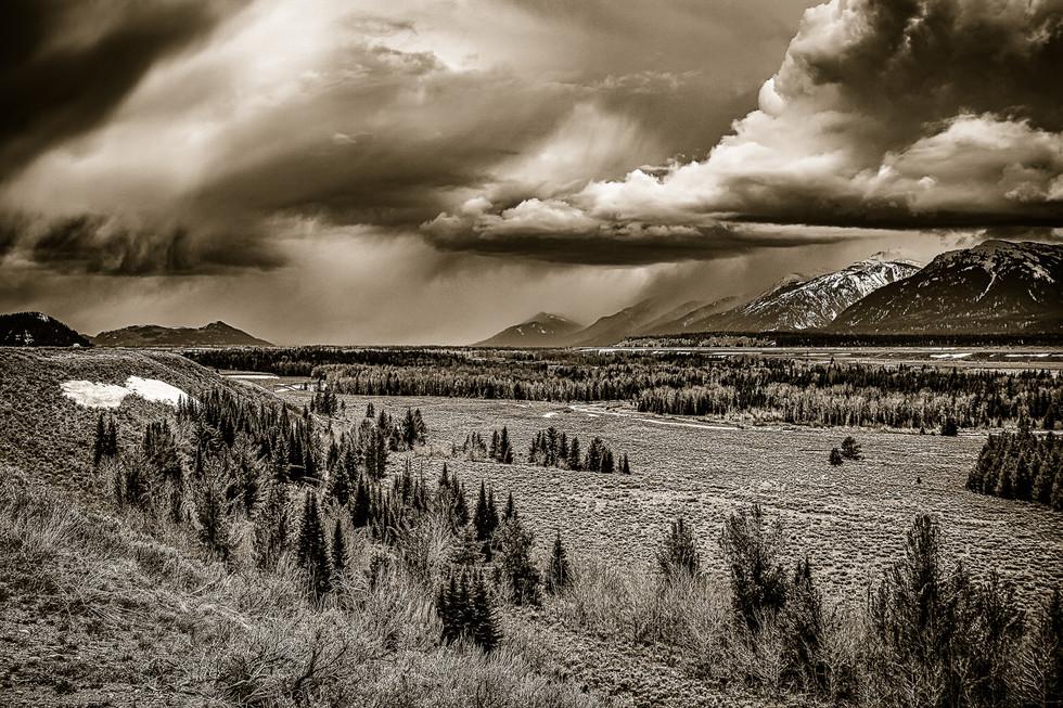 Mountain Storm 1