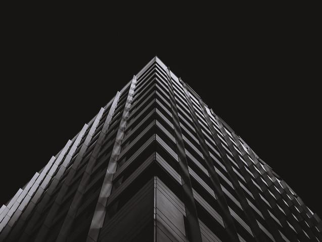 Building Edge in Black