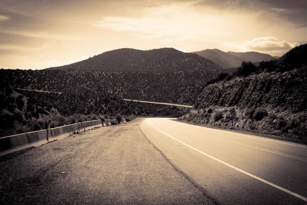 South of Taos
