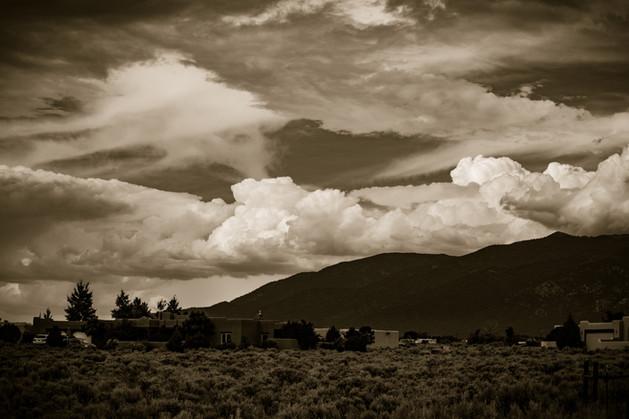 Taos Clouds 1