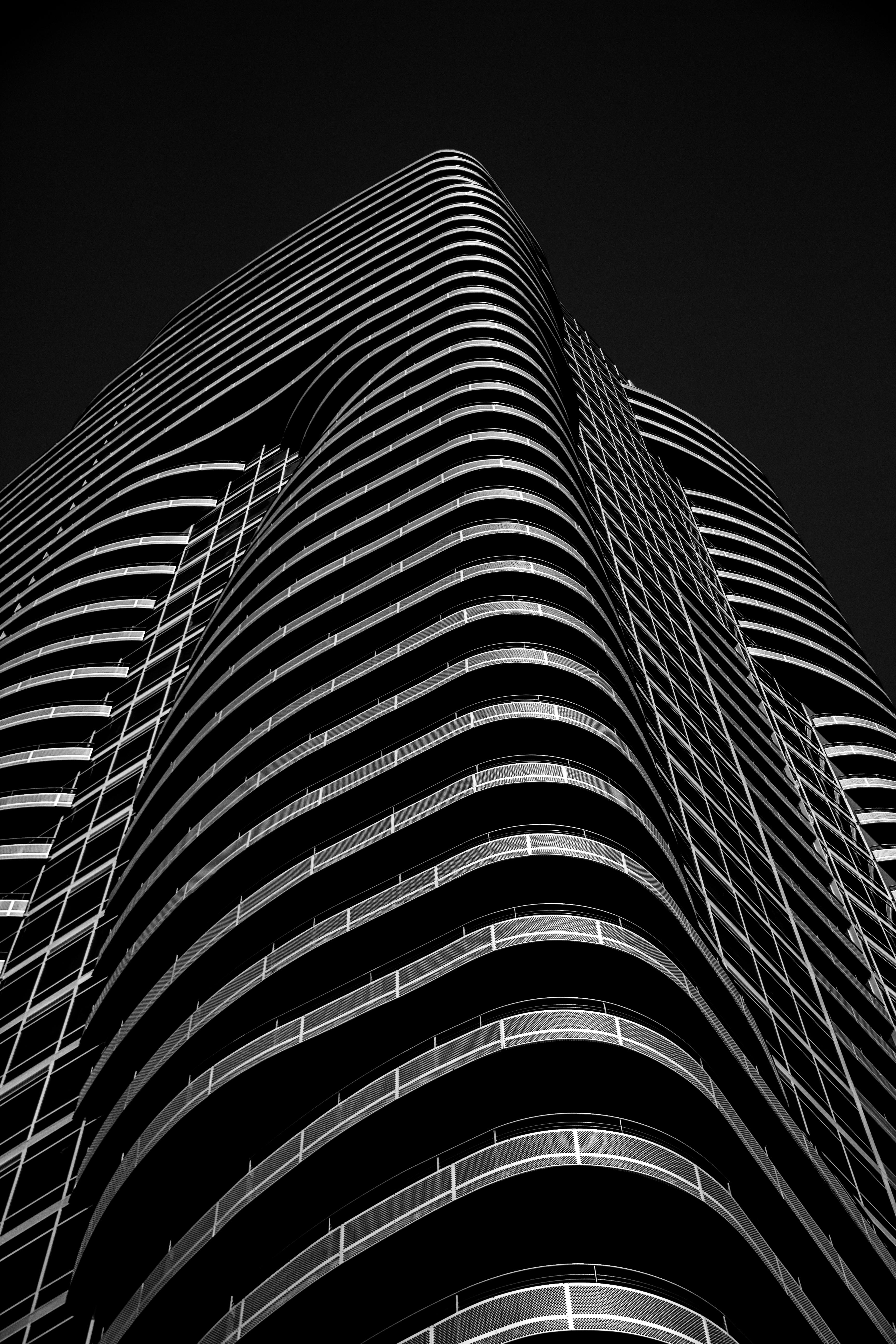 B&W Building 1