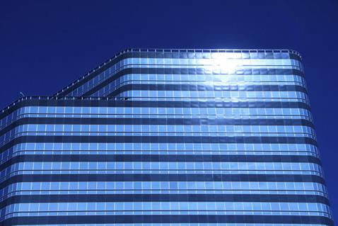 Blue Building 5