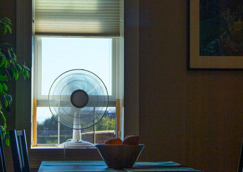 Room with a Fan