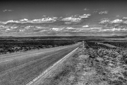 Long Road out of Taos