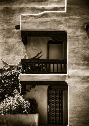 Santa Fe Balcony