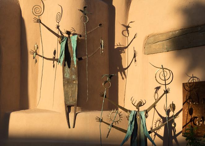 Shadowed Sculpture