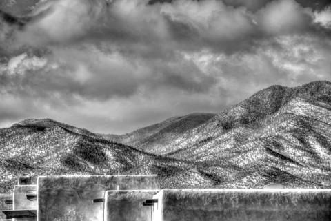 Mountains of Taos
