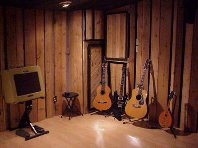 Stirling Sound Studio B
