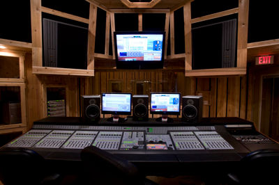 StirlingSound.com - Studio A