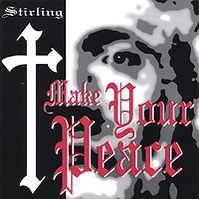 Stirling - Make Your Peace CD