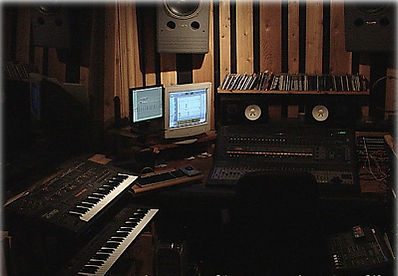 Studio B (old) - StirlingSound.com