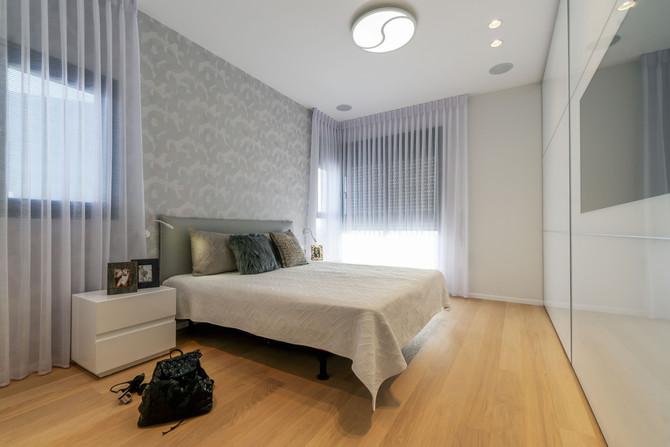 איך לתכנן נכון את חדר השינה