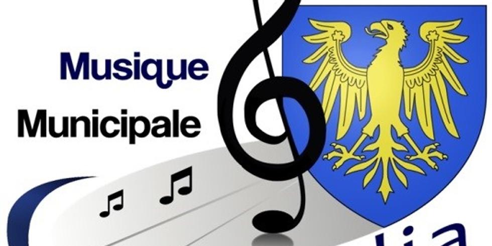 Concert de Saint-Nicolas - Musique Municipale Concordia Sierentz