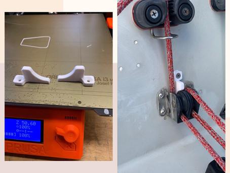 3D Printed marine parts post on Reddit