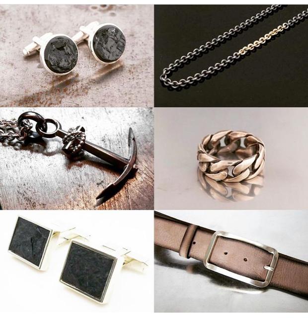 Gürtel Silber Leder Unikat Geschenkidee Weihnachtsgeschenk Herrengürtel Ledergürtel aus Echtleder Silber Schnalle Herren Geschenk 2019