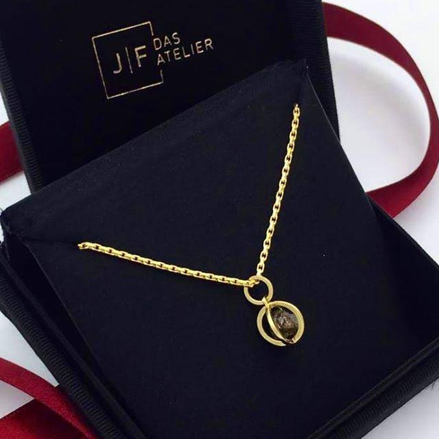 Rohdiamant Anhänger gold minimal Modern Schön Originell Romanische Geschenke Weihnachtsgeschenk Tolle Geschenk 2019 Exklusiv Liebe Romantik Ehefrau Freundin Verlobung