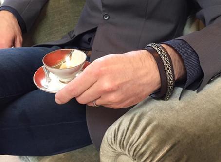 Herrenschmuck: Was MANN tragen kann