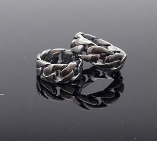 Trauringe, Paarringe, Eheringe, Partnerringe aus Silber
