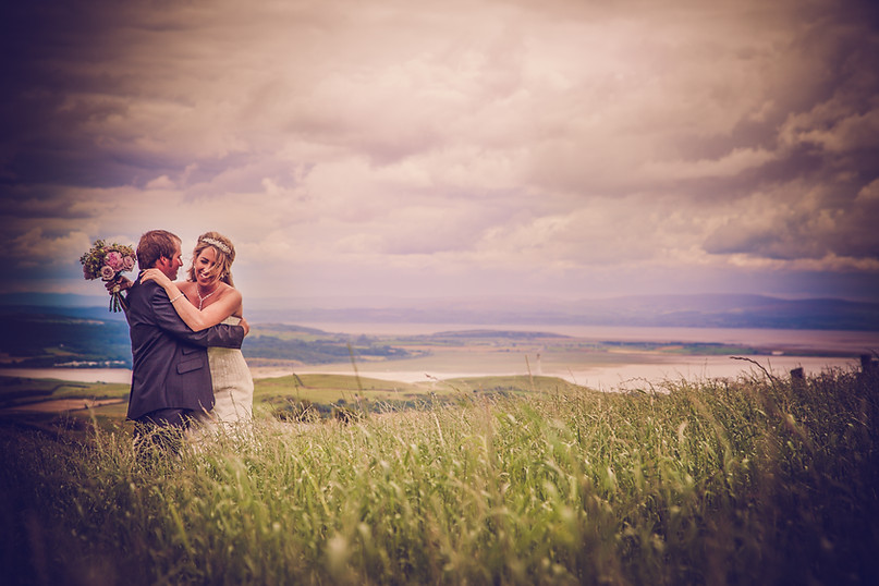 wedding photography for farmers in Ulverston