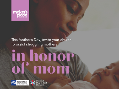 Mother's Day with the Maker's Place
