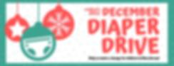 December Diaper Drive 2019 - Facebook Ev