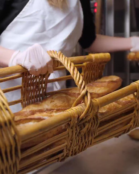 The Making of Baguettes