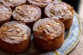 Basque Cakes