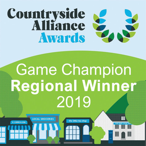 Countryside Alliance Awards 2019 Game Ch