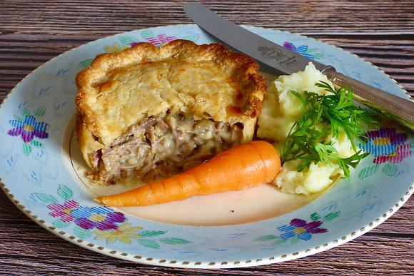 Suffolk Rabbit Pie