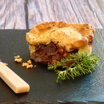 Venison & Ale Pie