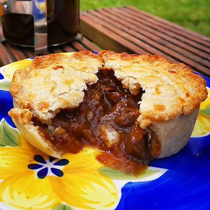 Venison Steak & Kidney Pie