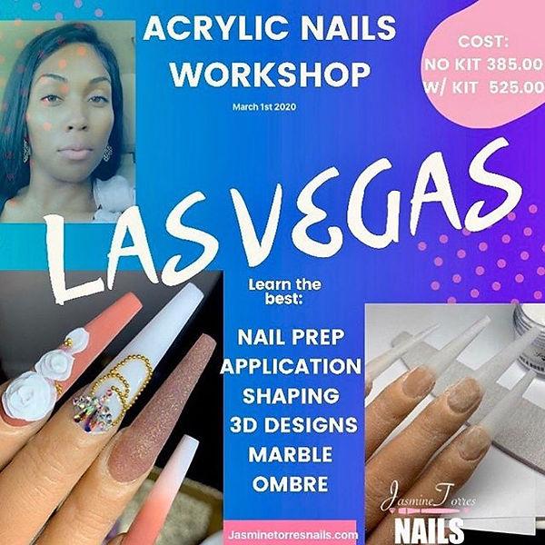 Las Vegas Nevada • MARCH 1ST!!_Beginner