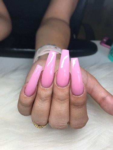 Queen pink Like A Boss