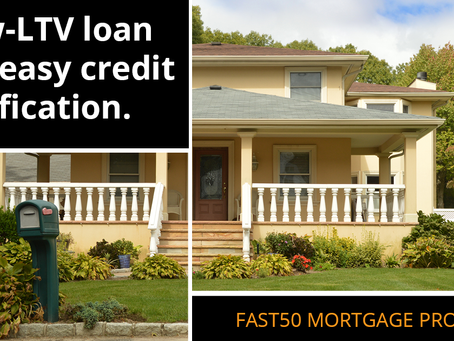 Property investment loans for hard-to-qualify borrowers with assets as collateral