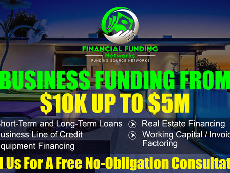 What's Football Got To Do With Business Loans?