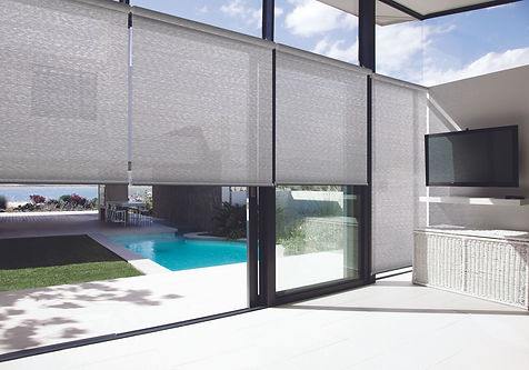 Roller Shades - TURNILS S Screen Smaller