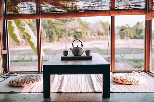 Woven Blinds - tea-in-the-sun - Signatur