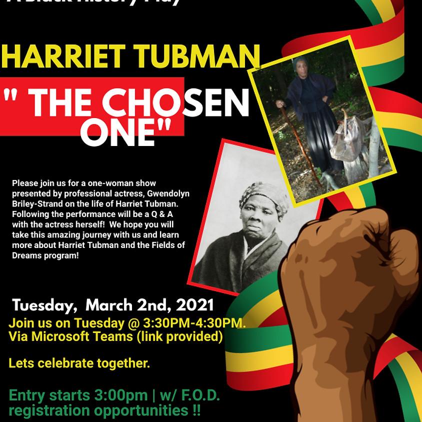ONLINE Black History Month Performance