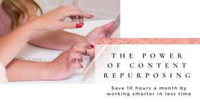 The Power Of Content Repurposing