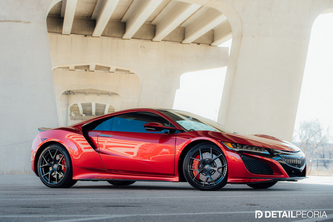 2018 Acura NSX - Signature Detail the ultimate in perfection and protection