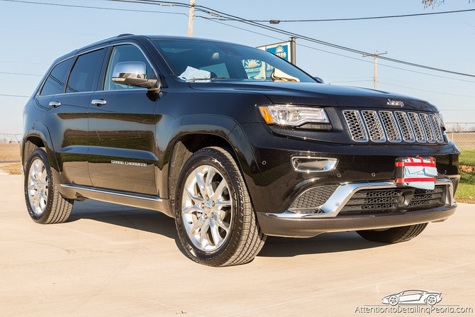 2015 Jeep Grand Cherokee - Premium New Car Prep
