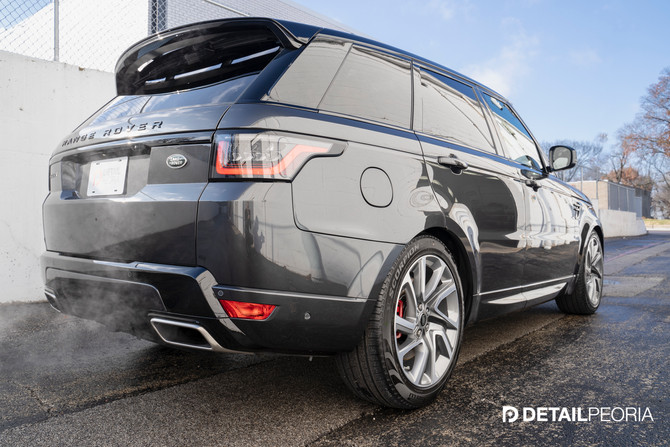 2019 Range Rover Sport - New Car Prep, Clear Bra, Pro Ceramic Coating