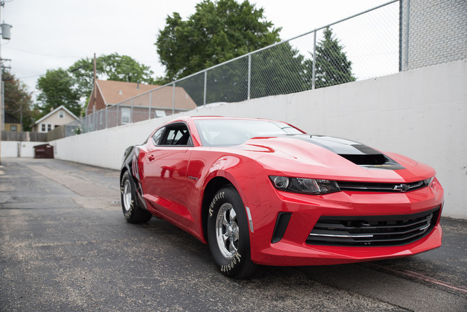 2017 COPO Camaro Elite Enhancement New Car Prep