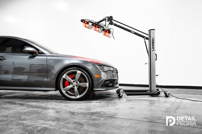 Audi S7 - Ceramic Coating Protection