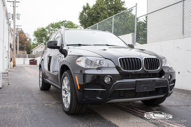 BMW X5 - Elite Enhancement- Elite Nano Coating- Premium Interior