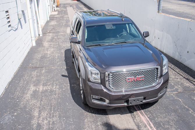 GMC Yukon- Elite Enhancement Detail + Elite Nano Coating