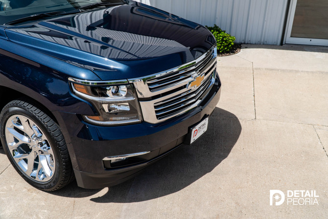 Protecting a Brand New 2019 Chevy Tahoe