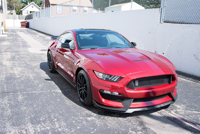 2017 Shelby GT350- Elite Enhancement New Car Prep + Elite Nano Coating