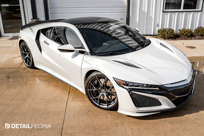 2018 Acura NSX - Paint Protection Film